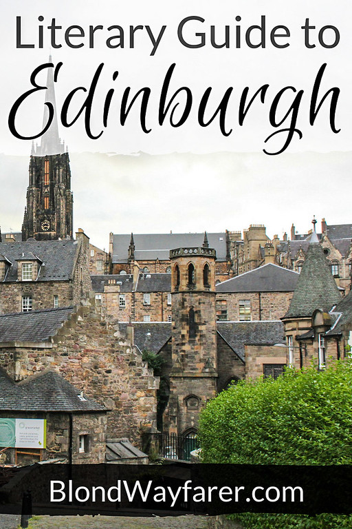 edinburgh's literary sites | scotland travel | europe travel | wanderlust | books | literature | harry potter