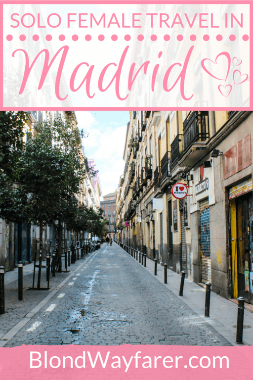 solo travel madrid | madrid | spain | visit spain | solo travel europe | solo female travel | travel tips | travel inspiration | wanderlust