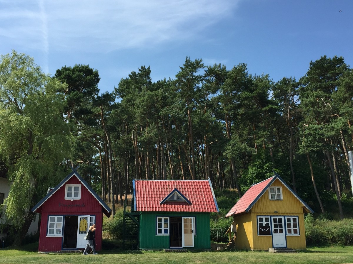 Nida and the Curonian Spit