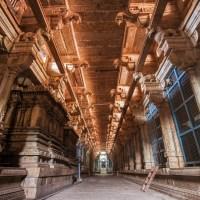 The Prakaram of Nemam Temple