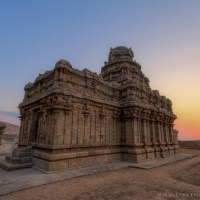 Sunrise by Choleswaran Kovil