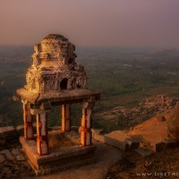Hampi - In Dawn's first light