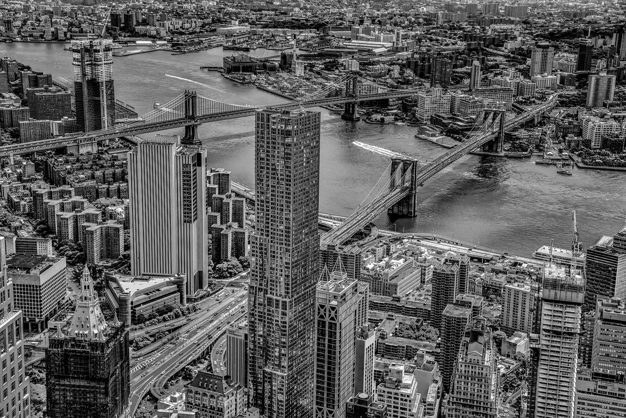 Two Bridges to Brooklyn