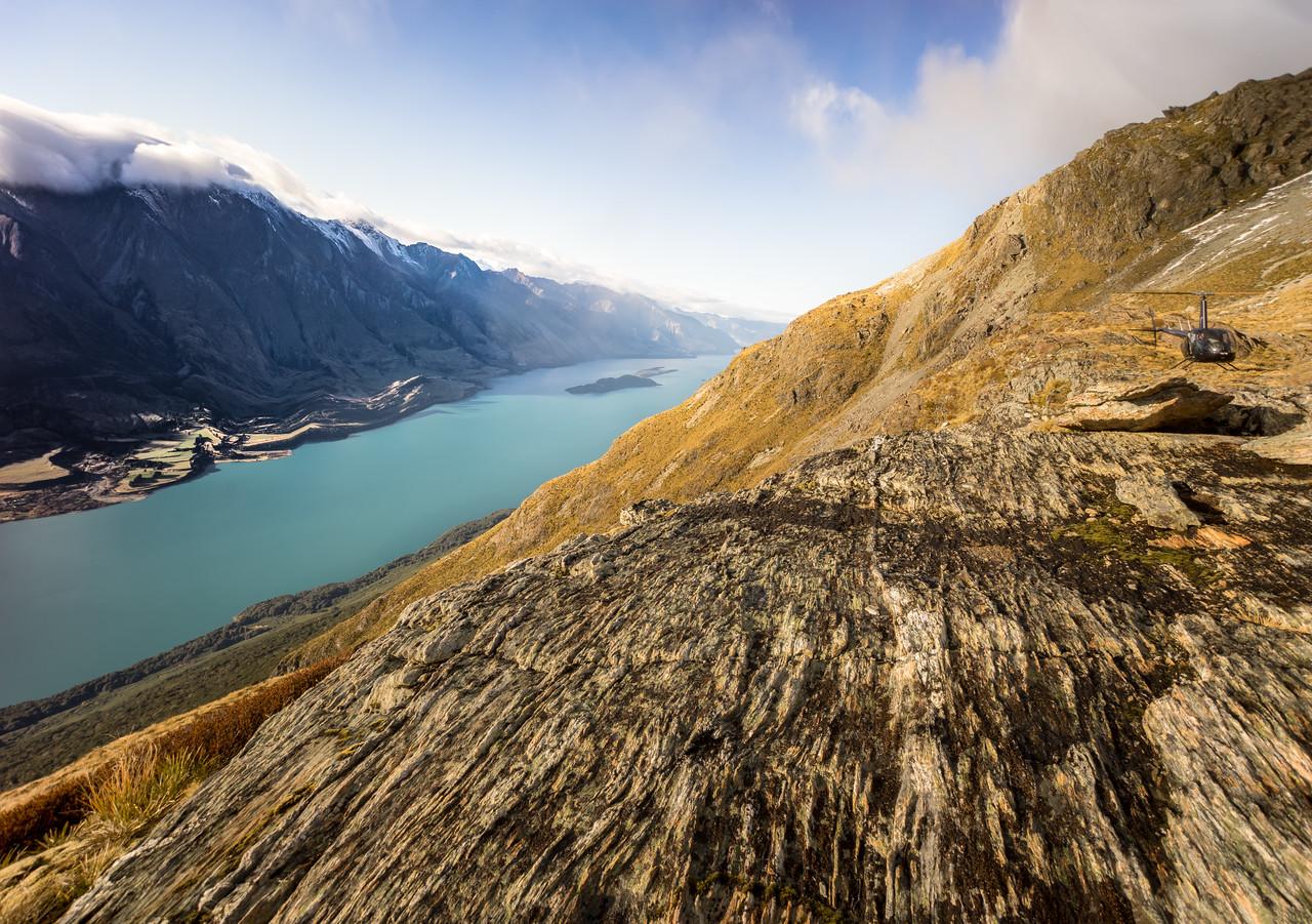 Slopes of Mount Bonpland