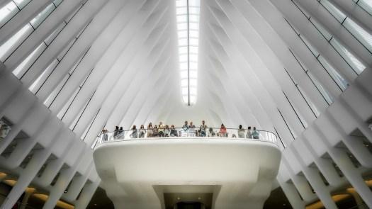 Santiago Calatrava's Oculus