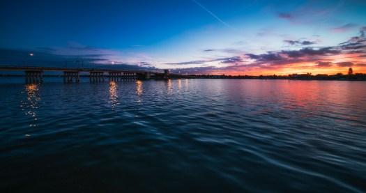 Sunrise in Siesta Key
