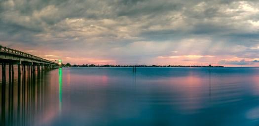 Waterway Panorama