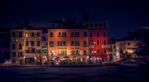 Another Vision of Venice
