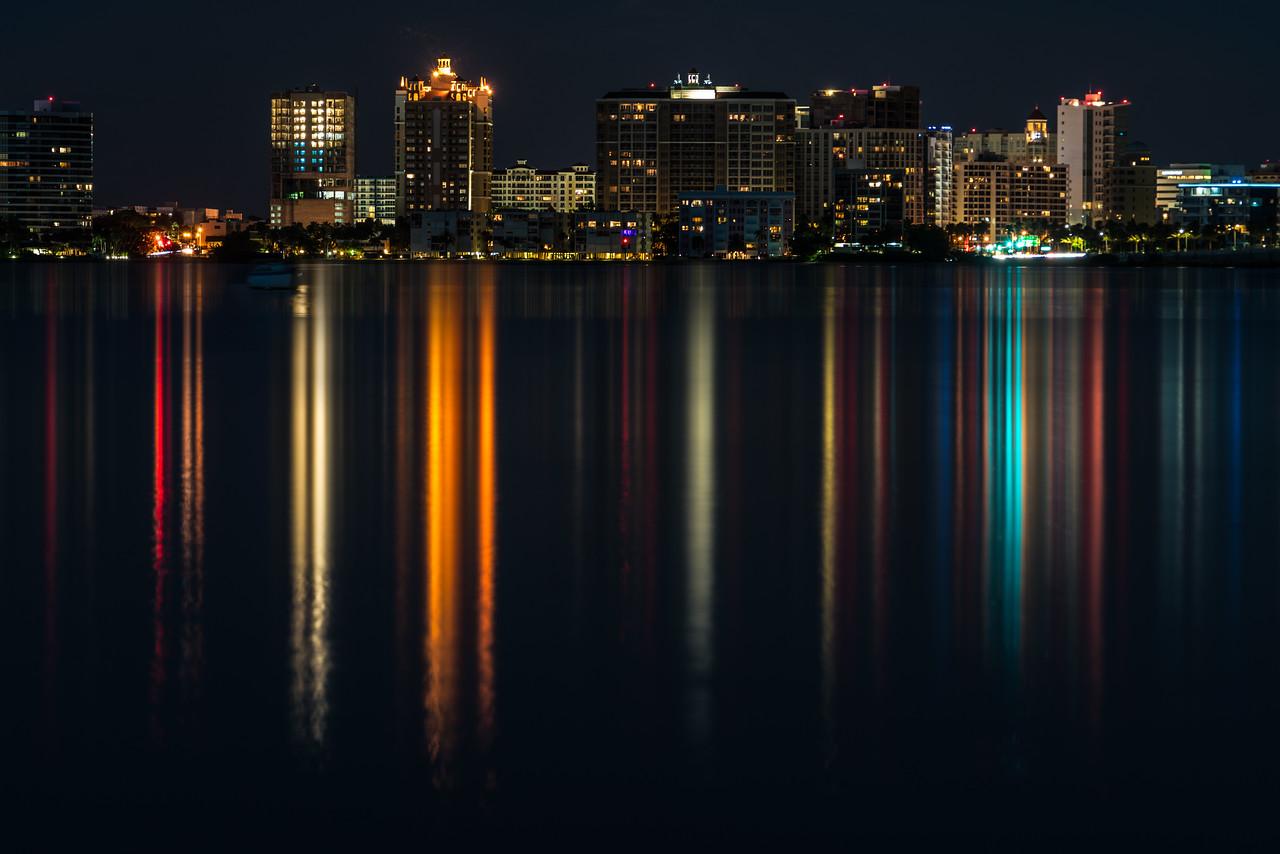 Cityscape of Sarasota
