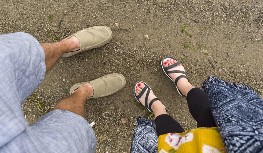 Marks-Crocs-Footwear-Title Mark's Crocs Footwear: The Versatile Travel Shoe