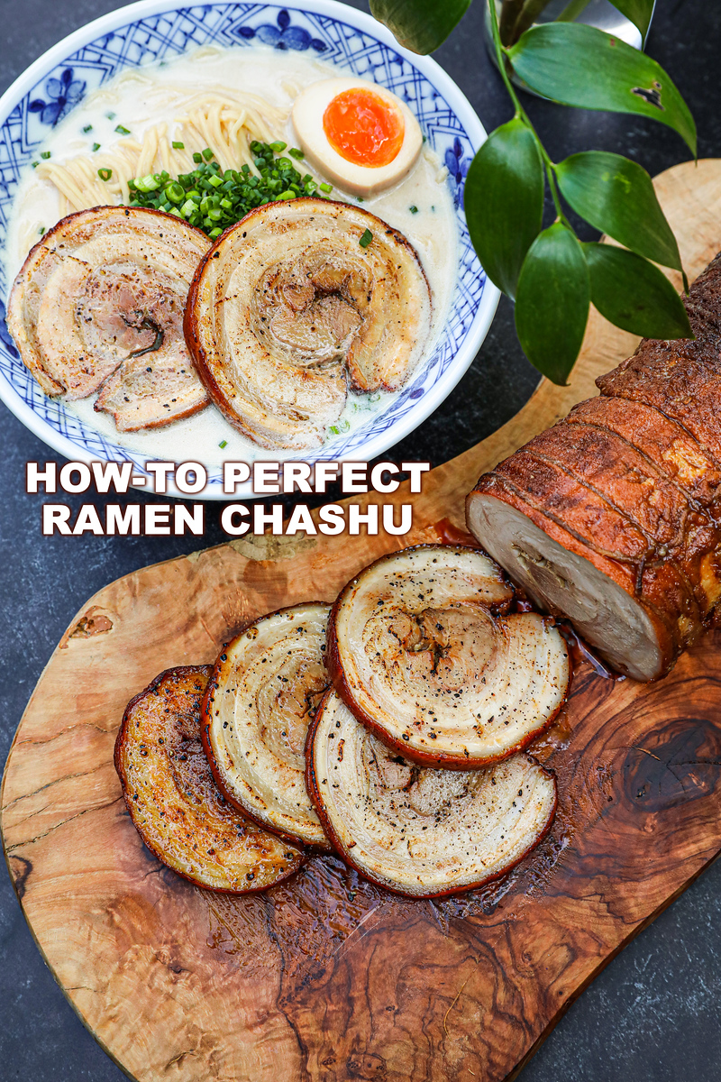 How to Make Perfect Ramen Chashu Pork Recipe