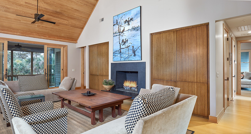 Dewees Island Interior Design
