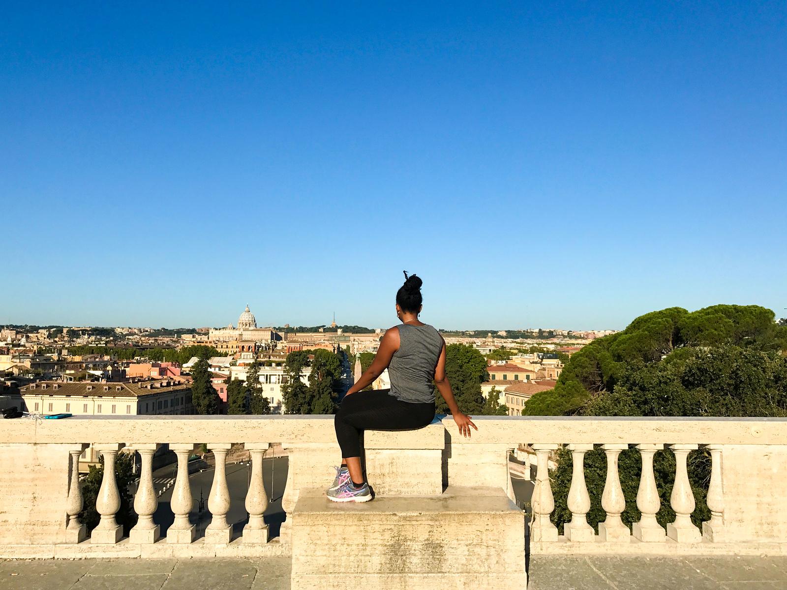 Villa Borghese Viewpoint