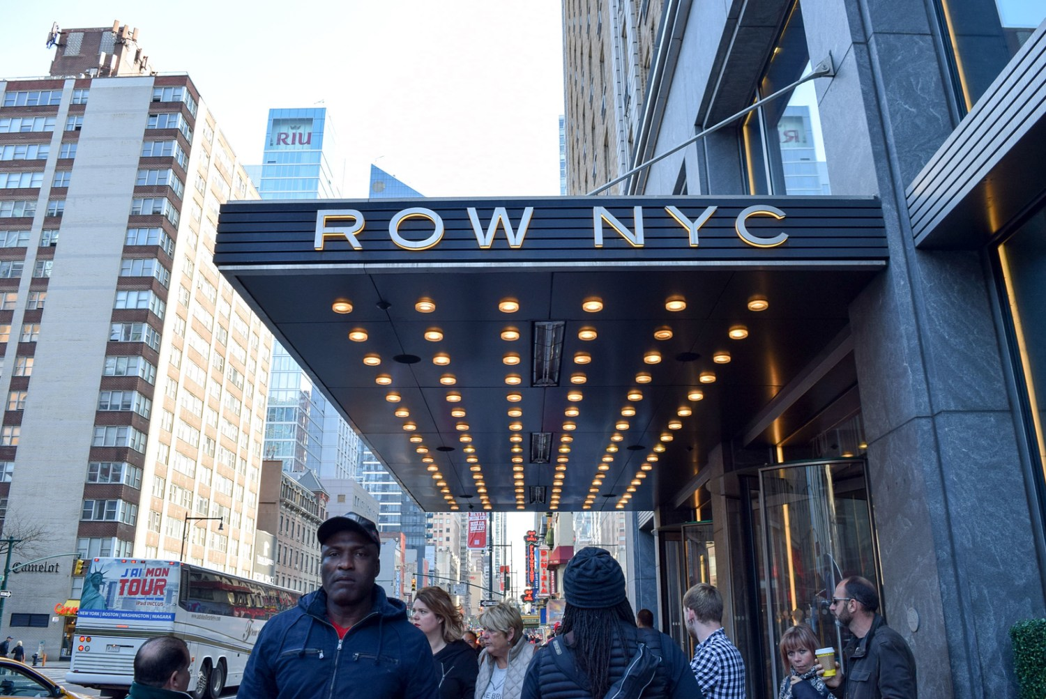 Row NYC Hotel - New York City | Oyster.com Review & Photos