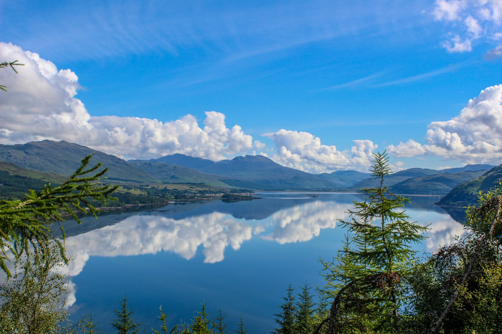 traveling to scotland will take you to some gorgeous lochs