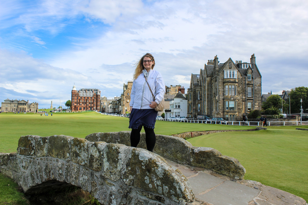 visit st. andrews from edinburgh