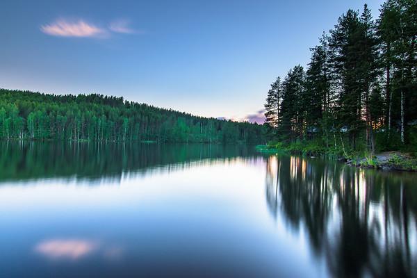 Before Sunset - Mannilaniemi