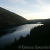 Once we got on the right track it was a quick hike up the switchbacks to Horse Creek. View of Twin Lakes along the way.