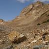 Bouldery terrain