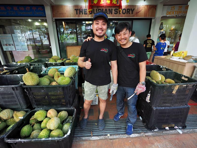 Serangoon Durian Story
