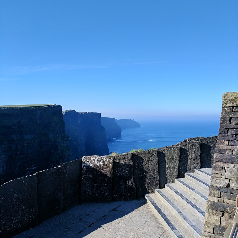 Cliffs of Moher Wall