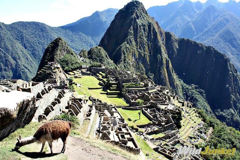 Best treks in the world - at last Macchu Picchu