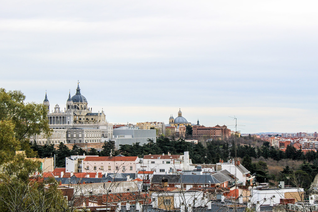 I took many amazing pictures when I did some solo travel in Madrid