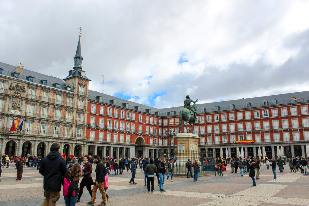 madrid solo travel