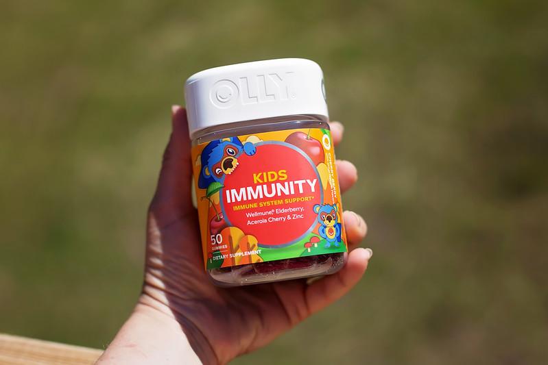 build immune health