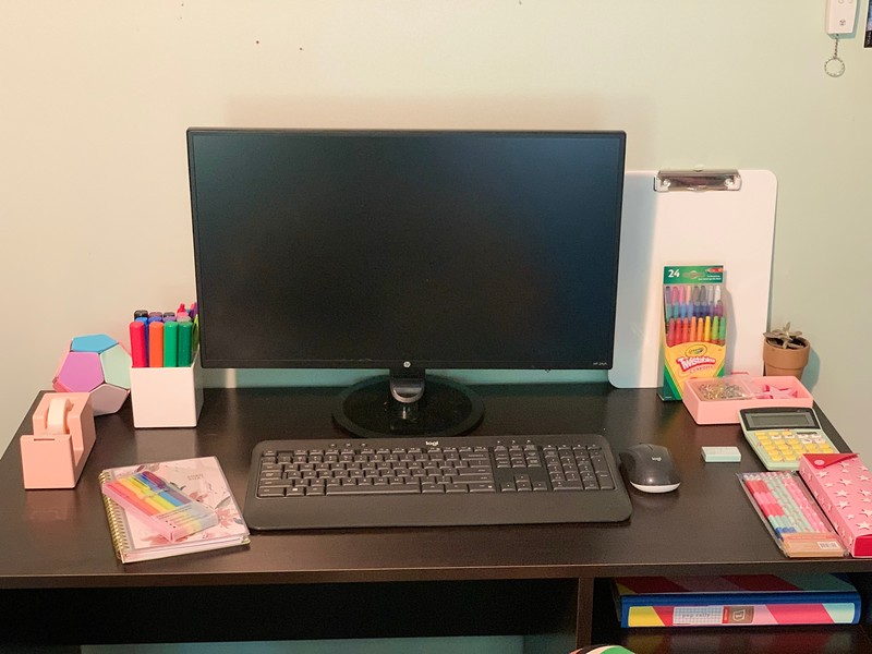#ad Back to school may look different this year, but @StaplesStores has everything you need for setting up a homeschool area. #SchoolGoesOn