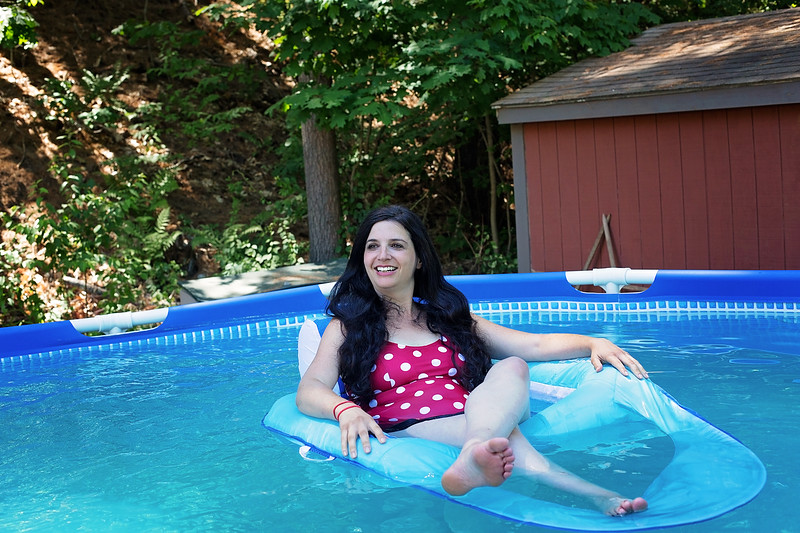 #SwimWaysPartner How would you spend your perfect summer day? It's a unique summer but we're planning out how to have fun every day! #SwimWays #FloatOn #SW