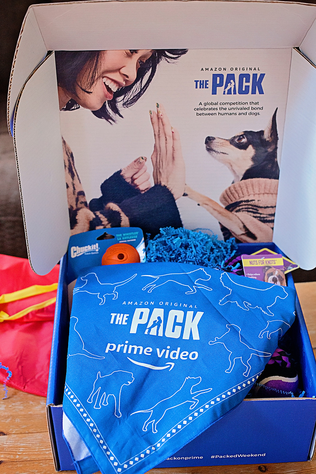 #ad Watch The Pack on Amazon Prime Video on November 20th, and see why we have adventure and playtime at home. #PackedWeekend #ThePackonPrime