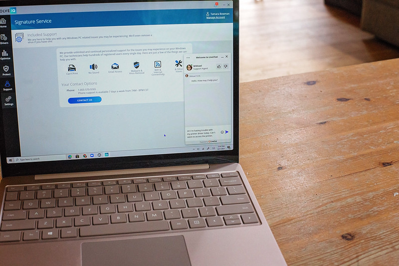 #AD How to get the most from your PC, and love it too! #SolveiQ helps solve your Windows PC problems right now! #SolveEveryday #HelloPossible