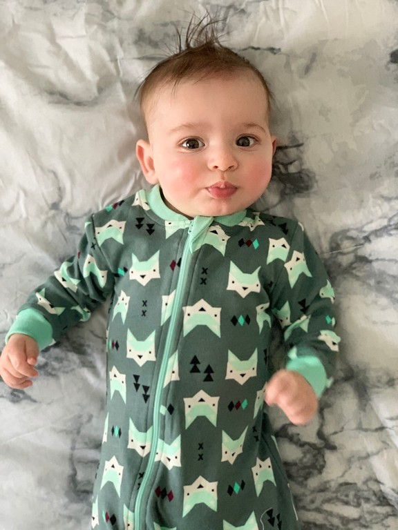 #sponsored Our Baby Clothes Unboxing. romp + tumble curates and rents baby clothes for growth spurts. Get 20% off with code: TAMARACAMERA20
