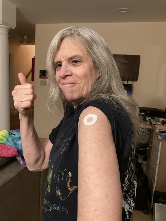 COVID-19 Moderna vaccine