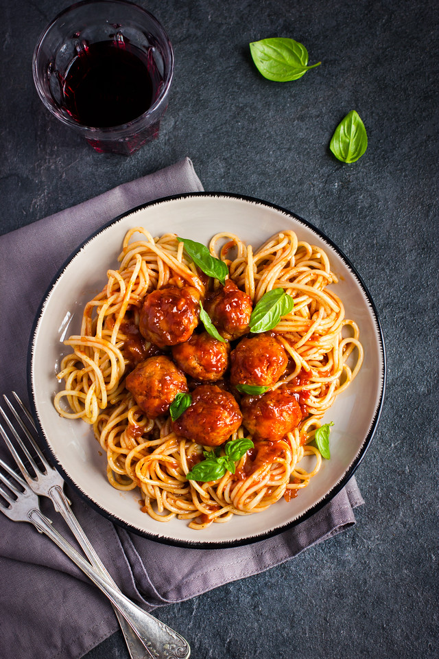 Homemade Spaghetti and Meatballs. Spaghetti and meatballs is a fool-proof, family favorite dish that never goes out of style!