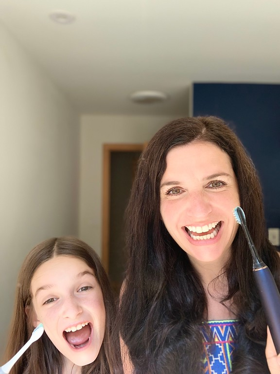 #sponsored Here are my tips on post pandemic dental care, and how you can take care of your teeth as a family. #SmileWithAmeritas #Ameritas