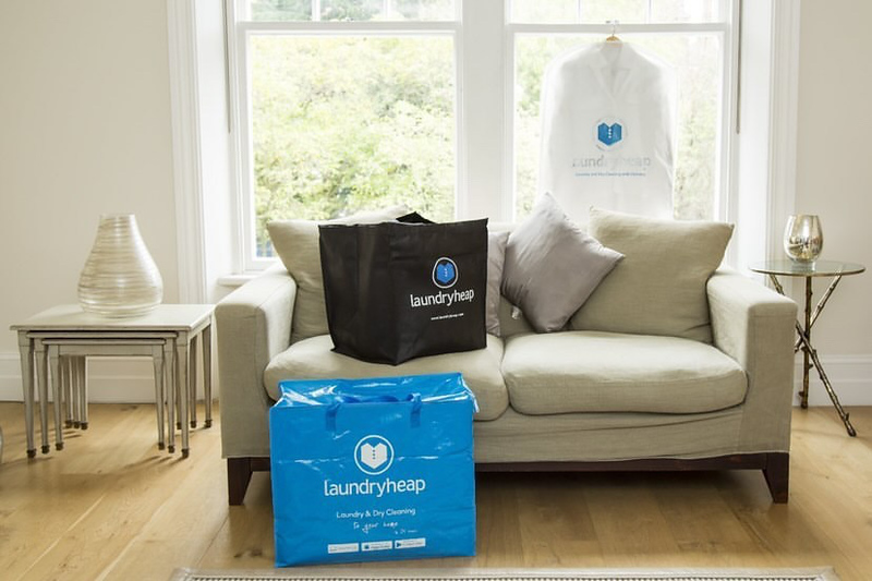 #ad How to get laundry and dry cleaning delivered. #Laundryheap will wash, dry clean, and iron your clothes with free delivery and collection