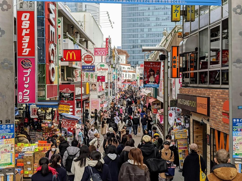 Harajuku – Takeshita Street
