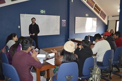 Travel by Teaching English