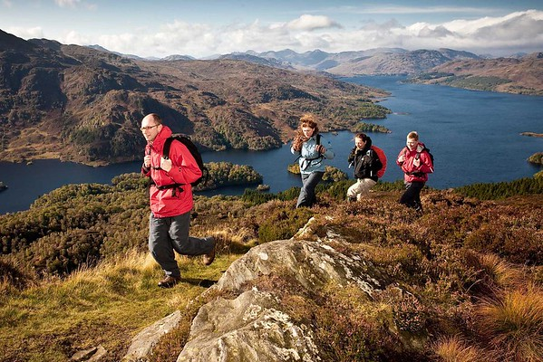 Travelling for a Good Cause Scotland