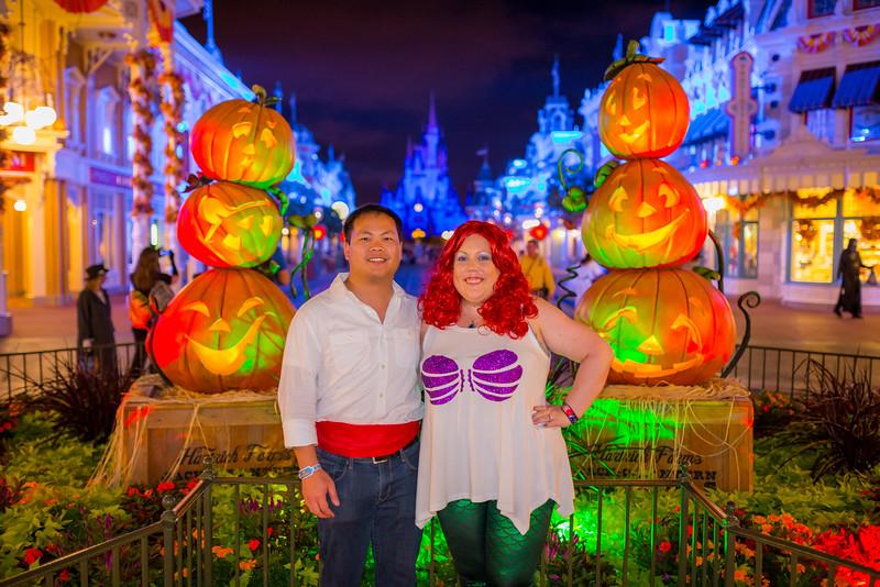 Mickey's Not So Scary Halloween Party FAQ