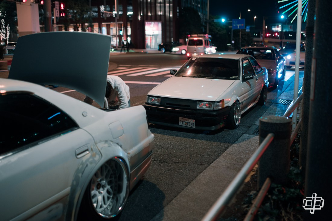 ae86 levin coupe fresh tokyo car meet superstreet journey to tokyo 2017 dtphan
