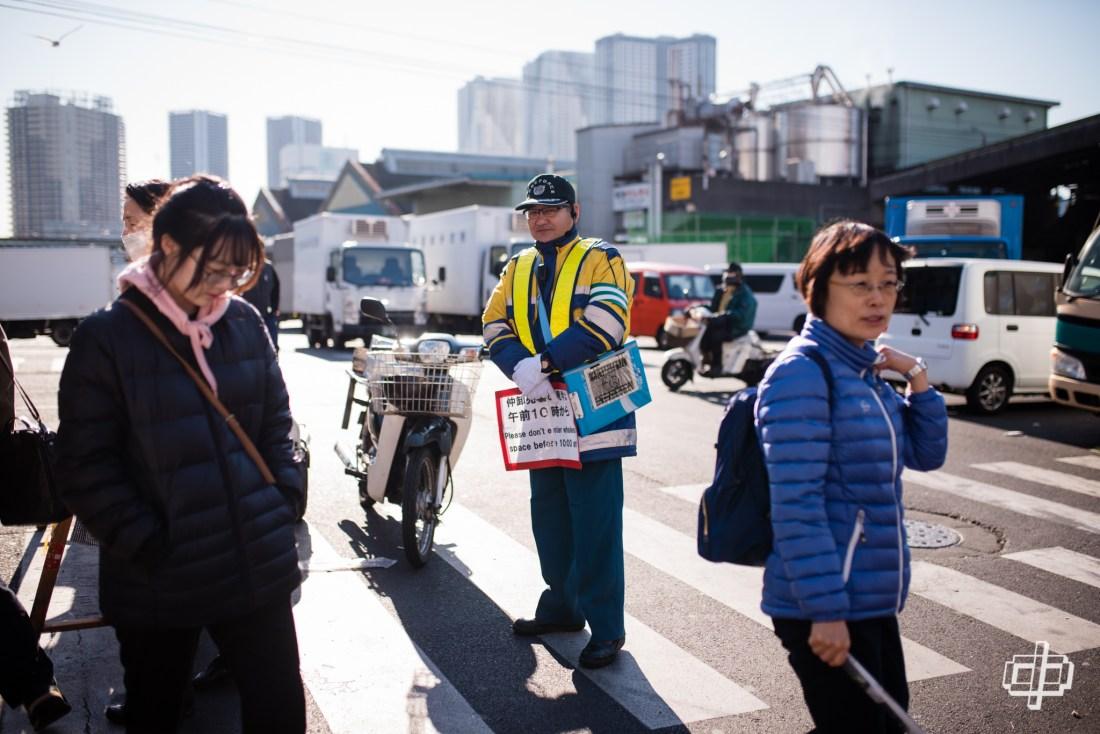 tsukiji fish market journey to japan 2017 dtphan