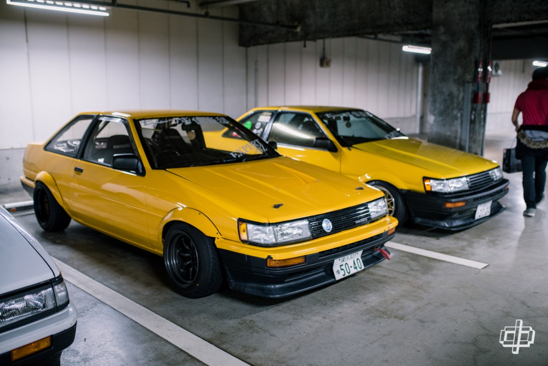 ae86 levin fresh tokyo car meet superstreet journey to tokyo dtphan