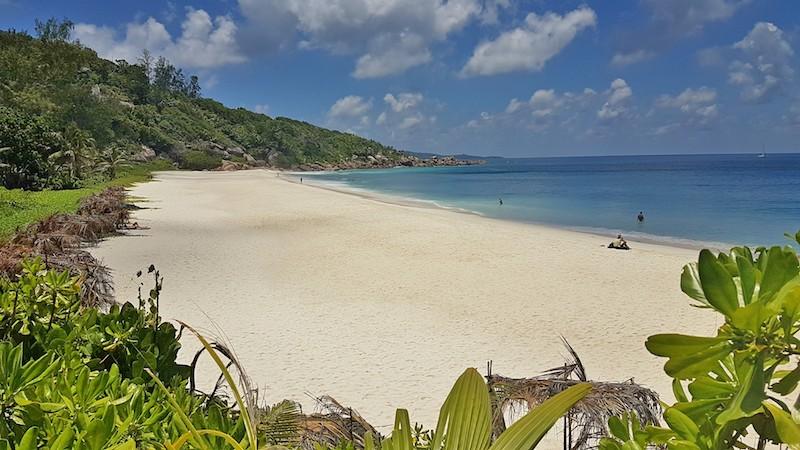 Seychelles - Petite Anse - La Digue