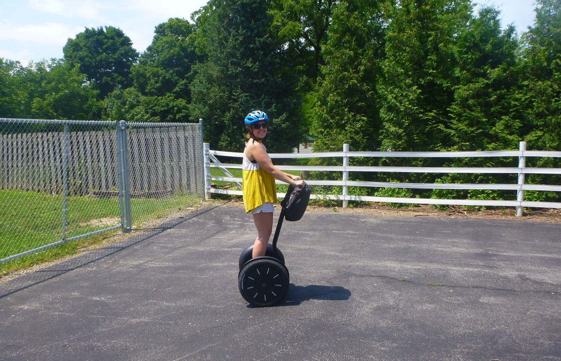Segway Excursion - Put in Bay, Ohio
