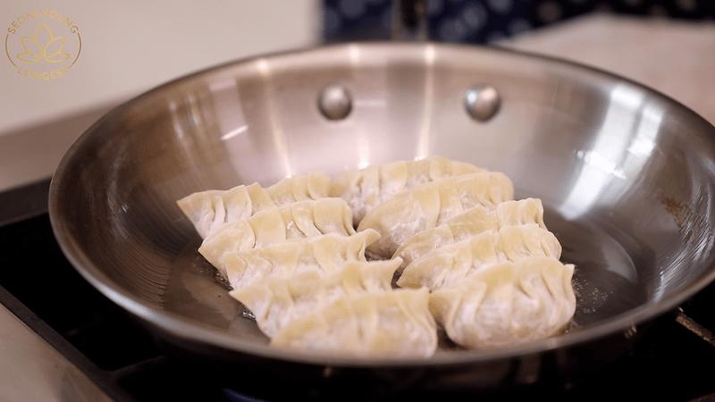 Vegan Gyoza Recipe & Video