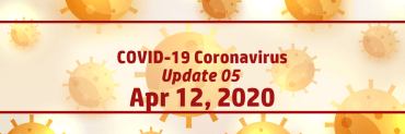 COVID-19 Coronavirus | Thailand | Update 05
