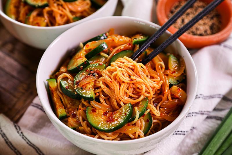 Easy Zucchini Noodles Recipe